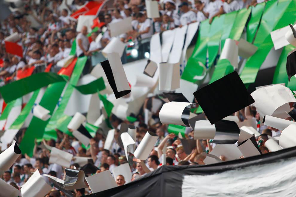 Legia Warszawa 1-2 Ruch Chorzów - fot. Piotr Galas/wiadomosci24.pl (zdjęcie 7 z 39)
