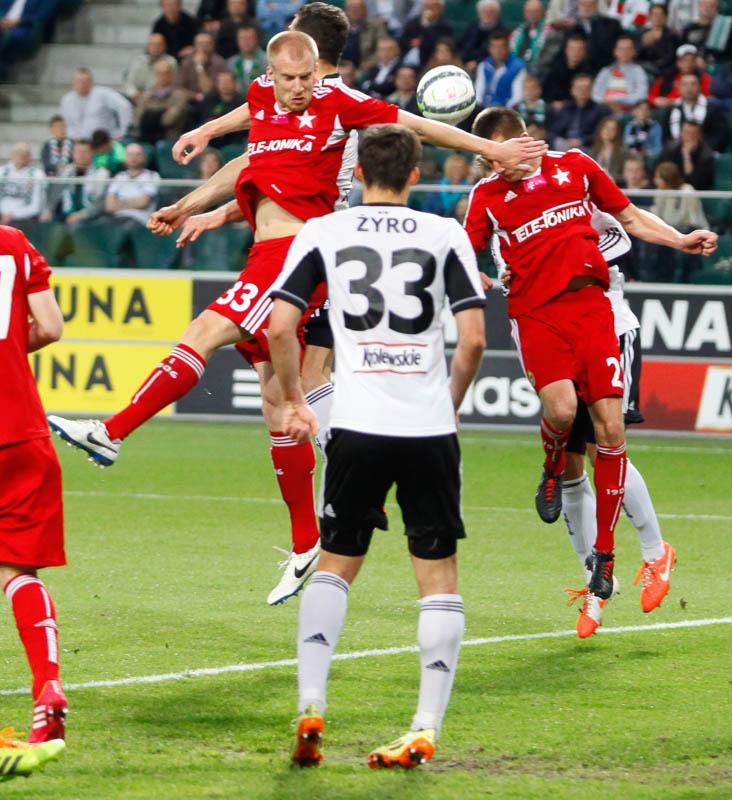 Legia Warszawa 5-0 Wisła Kraków - fot. Piotr Galas/wiadomosci24.pl (zdjęcie 10 z 51)