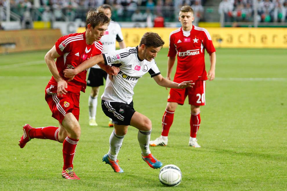 Legia Warszawa 5-0 Wisła Kraków - fot. Piotr Galas/wiadomosci24.pl (zdjęcie 12 z 51)