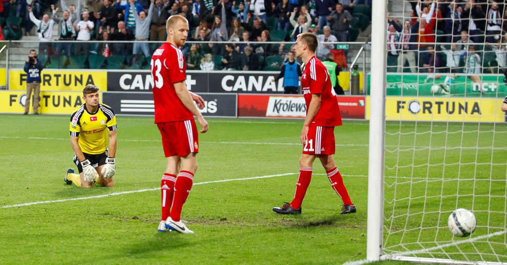 Legia Warszawa 5-0 Wisła Kraków - fot. Piotr Galas/wiadomosci24.pl (zdjęcie 13 z 51)