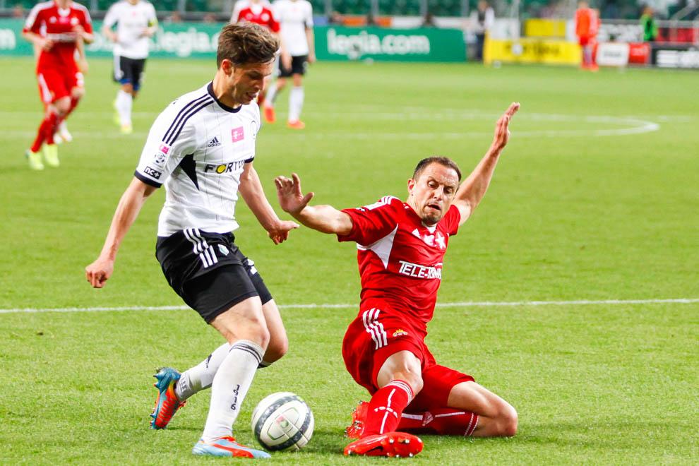 Legia Warszawa 5-0 Wisła Kraków - fot. Piotr Galas/wiadomosci24.pl (zdjęcie 17 z 51)