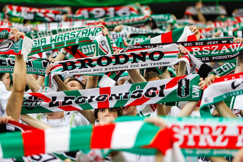 Legia Warszawa 5-0 Wisła Kraków - fot. Piotr Galas/wiadomosci24.pl (zdjęcie 18 z 51)