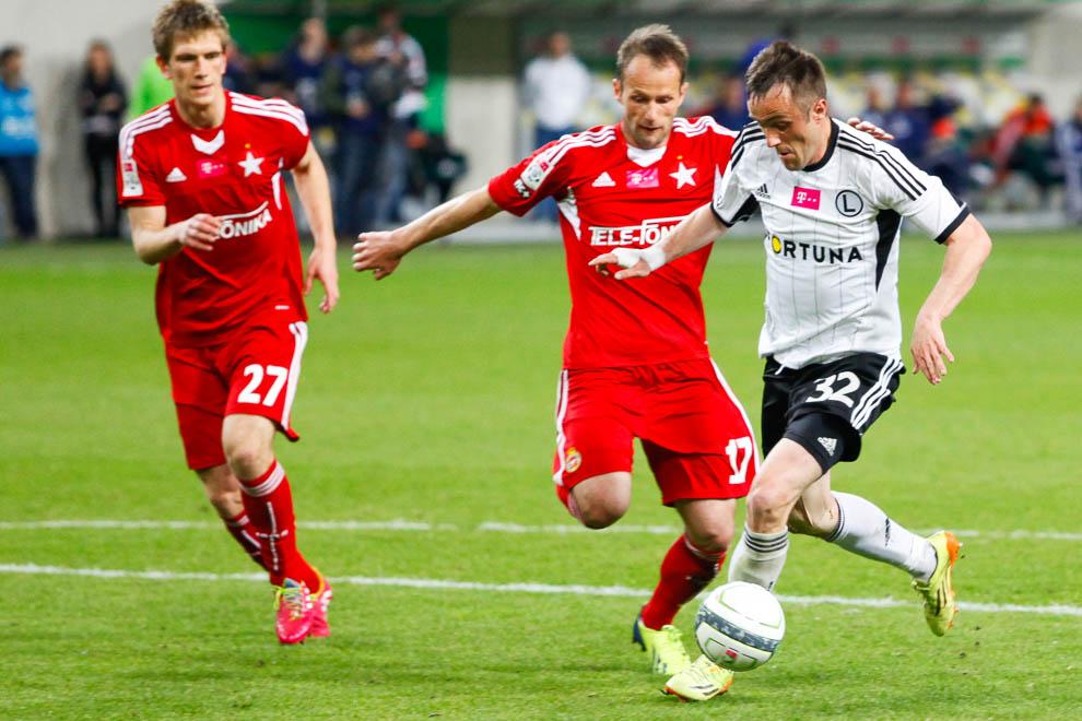 Legia Warszawa 5-0 Wisła Kraków - fot. Piotr Galas/wiadomosci24.pl (zdjęcie 25 z 51)