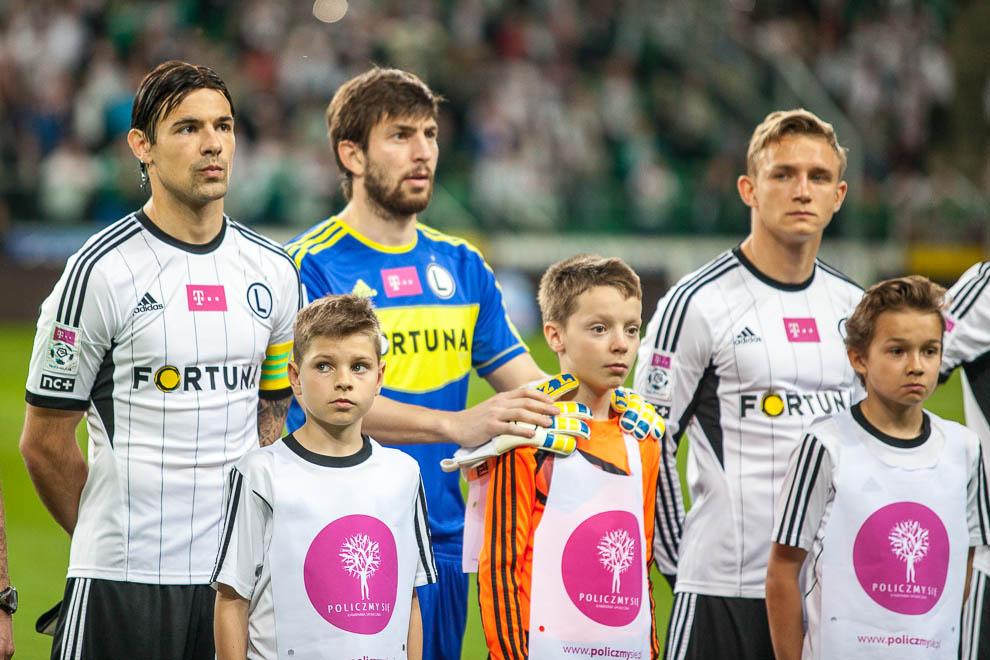 Legia Warszawa 5-0 Wisła Kraków - fot. Piotr Galas/wiadomosci24.pl (zdjęcie 3 z 51)