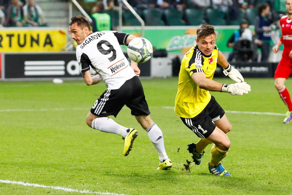 Legia Warszawa 5-0 Wisła Kraków - fot. Piotr Galas/wiadomosci24.pl (zdjęcie 31 z 51)