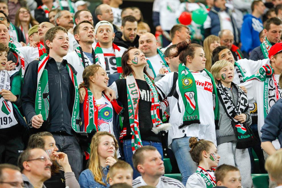 Legia Warszawa 5-0 Wisła Kraków - fot. Piotr Galas/wiadomosci24.pl (zdjęcie 34 z 51)