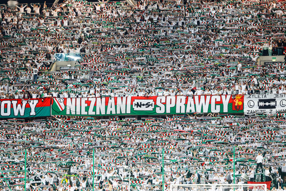 Legia Warszawa 5-0 Wisła Kraków - fot. Piotr Galas/wiadomosci24.pl (zdjęcie 36 z 51)
