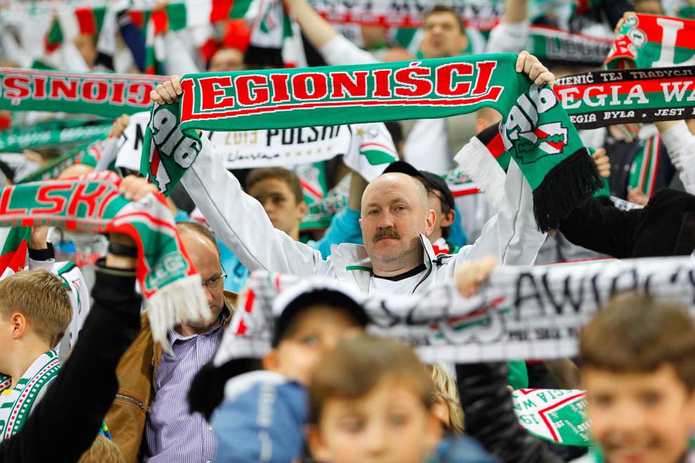 Legia Warszawa 5-0 Wisła Kraków - fot. Piotr Galas/wiadomosci24.pl (zdjęcie 37 z 51)