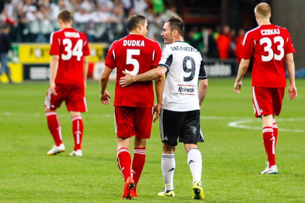 Legia Warszawa 5-0 Wisła Kraków - fot. Piotr Galas/wiadomosci24.pl (zdjęcie 39 z 51)