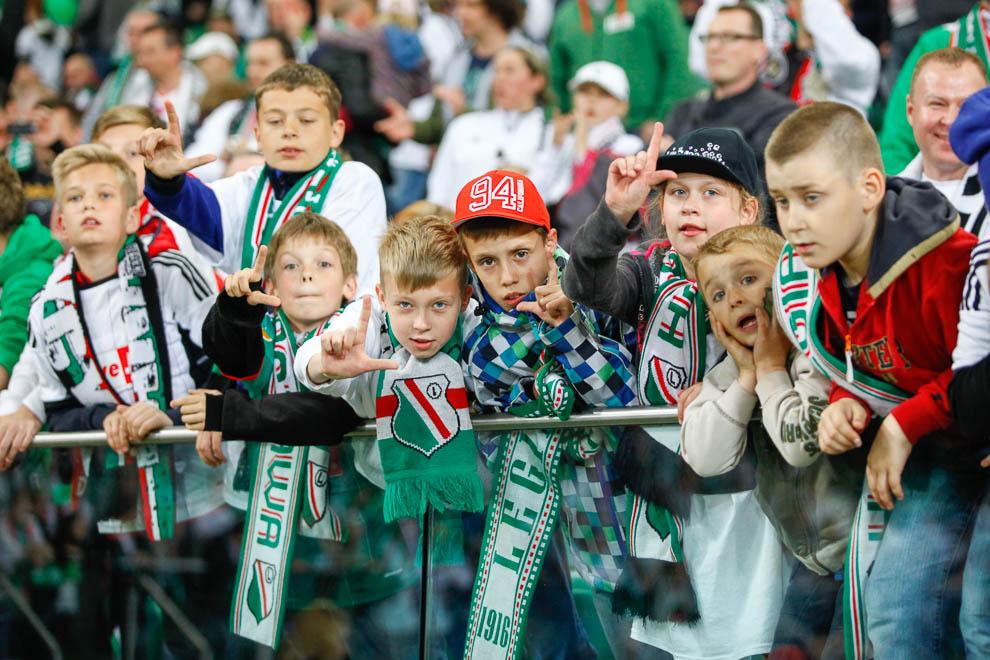 Legia Warszawa 5-0 Wisła Kraków - fot. Piotr Galas/wiadomosci24.pl (zdjęcie 40 z 51)