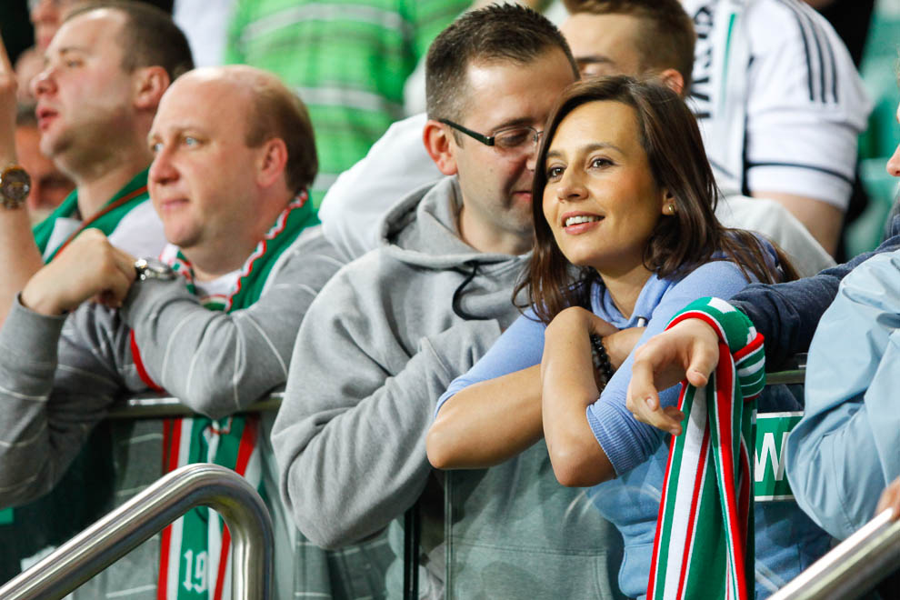 Legia Warszawa 5-0 Wisła Kraków - fot. Piotr Galas/wiadomosci24.pl (zdjęcie 48 z 51)