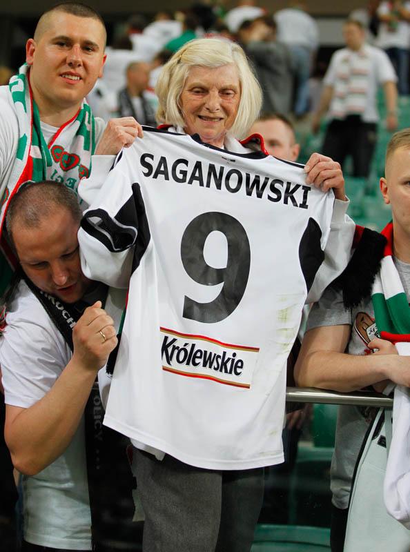 Legia Warszawa 5-0 Wisła Kraków - fot. Piotr Galas/wiadomosci24.pl (zdjęcie 49 z 51)