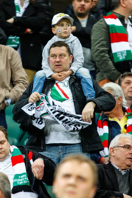 Legia Warszawa 5-0 Wisła Kraków - fot. Piotr Galas/wiadomosci24.pl (zdjęcie 5 z 51)