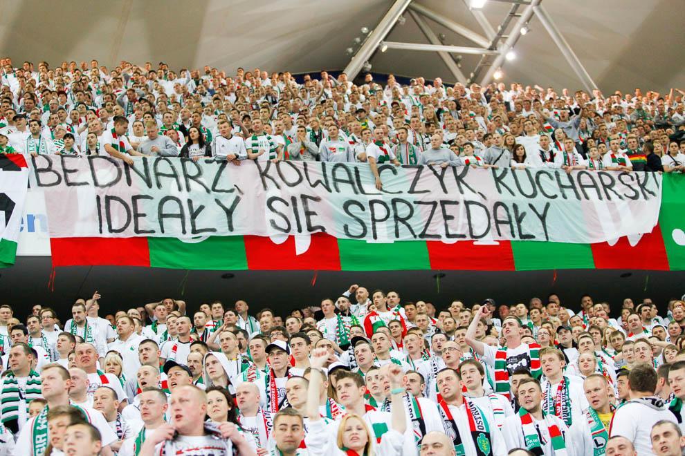 Legia Warszawa 5-0 Wisła Kraków - fot. Piotr Galas/wiadomosci24.pl (zdjęcie 51 z 51)
