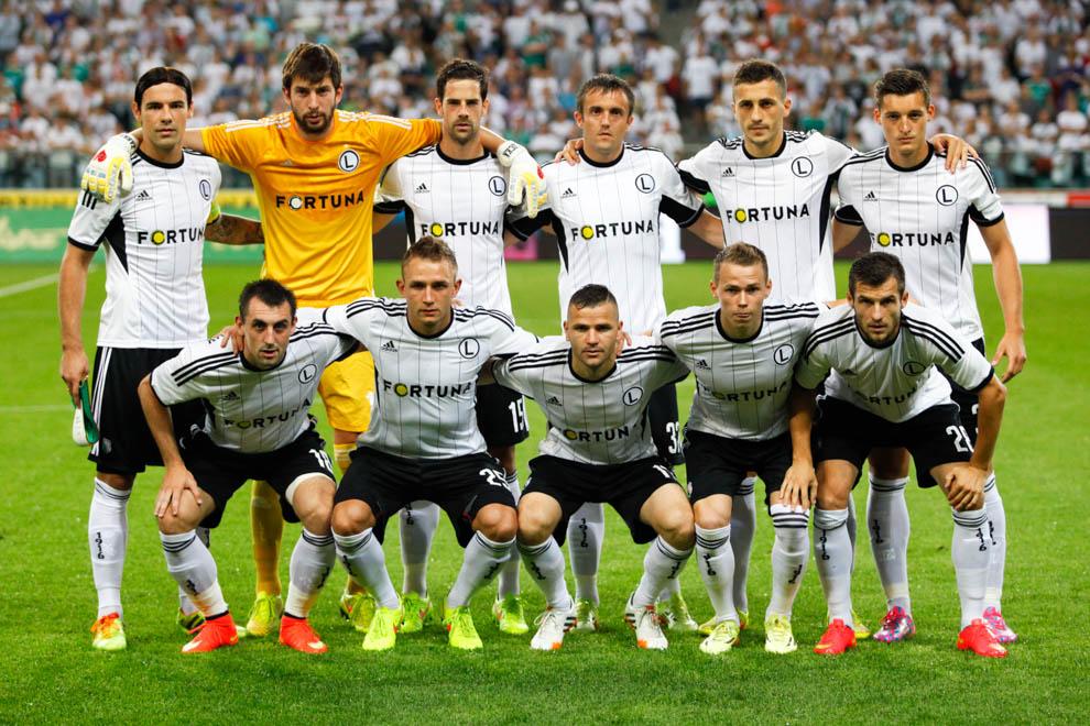 Legia Warszawa 4-1 Celtic Glasgow - fot. Piotr Galas - wiadomosci24.pl (zdjęcie 11 z 81)