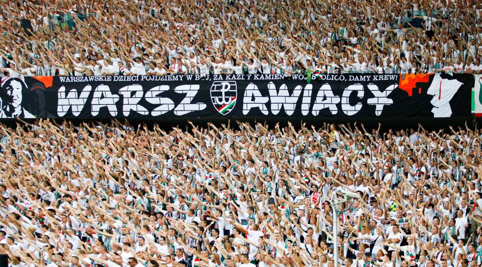 Legia Warszawa 4-1 Celtic Glasgow - fot. Piotr Galas - wiadomosci24.pl (zdjęcie 14 z 81)