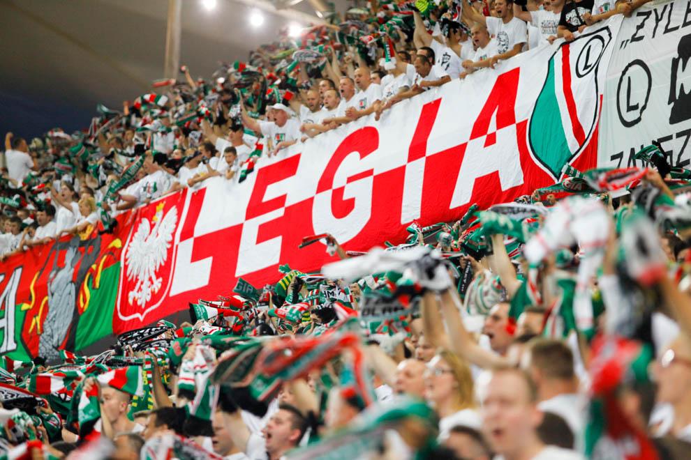 Legia Warszawa 4-1 Celtic Glasgow - fot. Piotr Galas - wiadomosci24.pl (zdjęcie 15 z 81)