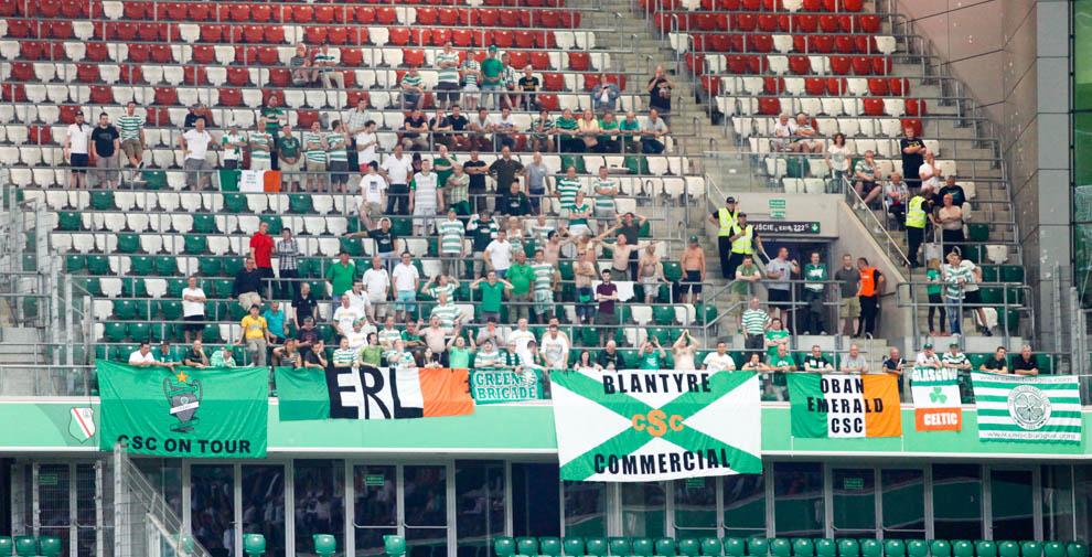 Legia Warszawa 4-1 Celtic Glasgow - fot. Piotr Galas - wiadomosci24.pl (zdjęcie 16 z 81)