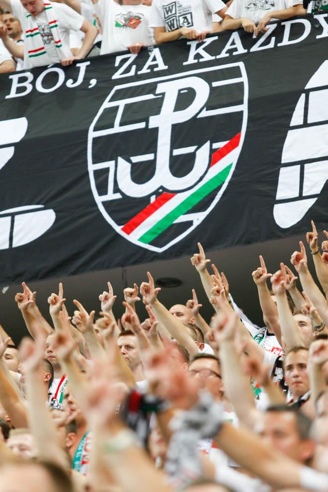 Legia Warszawa 4-1 Celtic Glasgow - fot. Piotr Galas - wiadomosci24.pl (zdjęcie 17 z 81)
