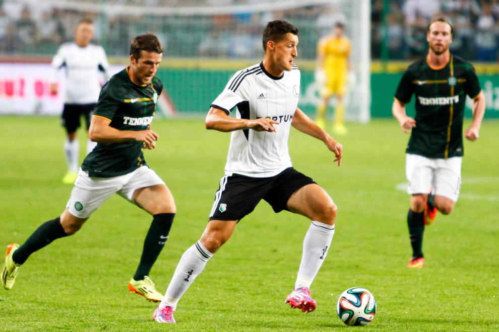 Legia Warszawa 4-1 Celtic Glasgow - fot. Piotr Galas - wiadomosci24.pl (zdjęcie 18 z 81)