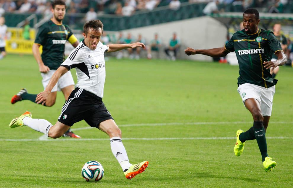 Legia Warszawa 4-1 Celtic Glasgow - fot. Piotr Galas - wiadomosci24.pl (zdjęcie 19 z 81)