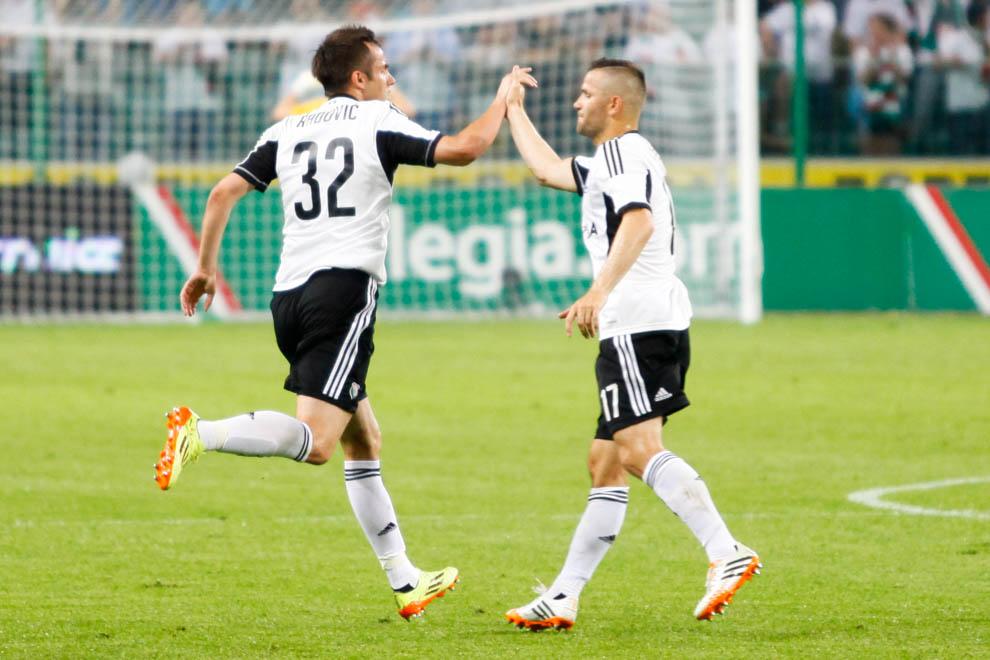 Legia Warszawa 4-1 Celtic Glasgow - fot. Piotr Galas - wiadomosci24.pl (zdjęcie 20 z 81)