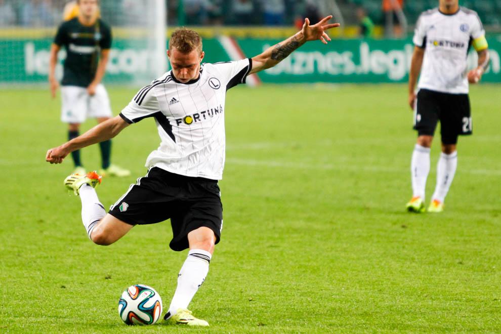 Legia Warszawa 4-1 Celtic Glasgow - fot. Piotr Galas - wiadomosci24.pl (zdjęcie 24 z 81)