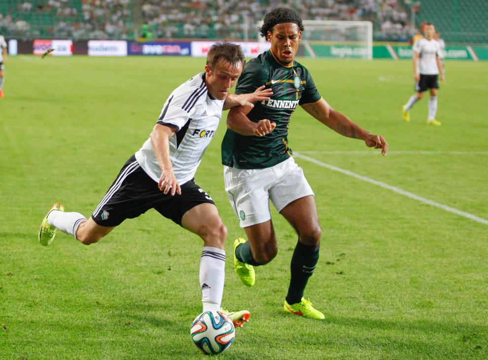 Legia Warszawa 4-1 Celtic Glasgow - fot. Piotr Galas - wiadomosci24.pl (zdjęcie 26 z 81)