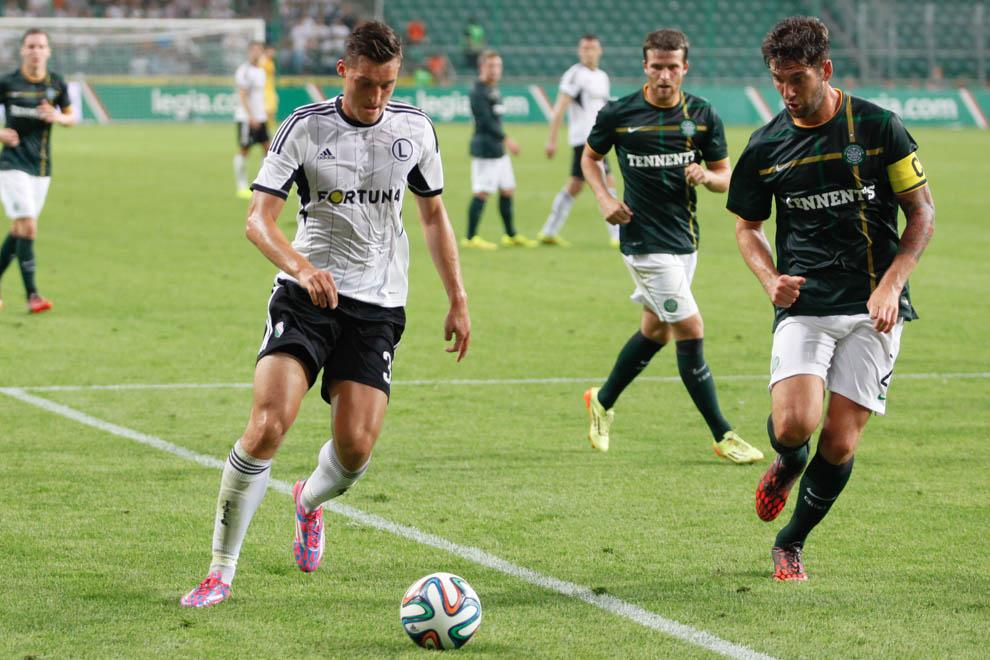 Legia Warszawa 4-1 Celtic Glasgow - fot. Piotr Galas - wiadomosci24.pl (zdjęcie 28 z 81)