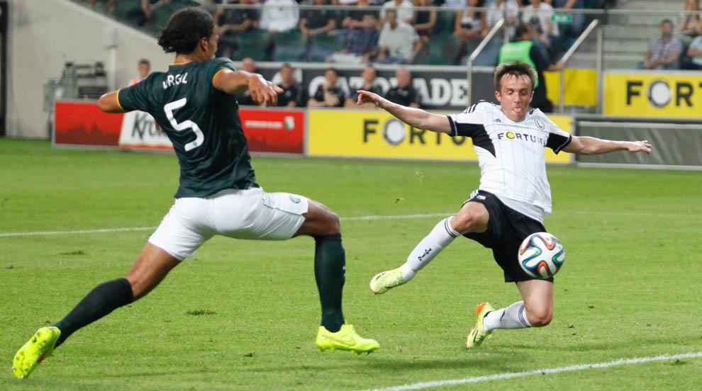Legia Warszawa 4-1 Celtic Glasgow - fot. Piotr Galas - wiadomosci24.pl (zdjęcie 29 z 81)