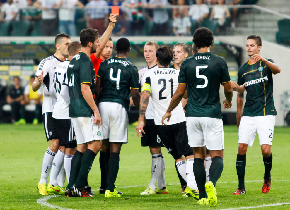 Legia Warszawa 4-1 Celtic Glasgow - fot. Piotr Galas - wiadomosci24.pl (zdjęcie 33 z 81)