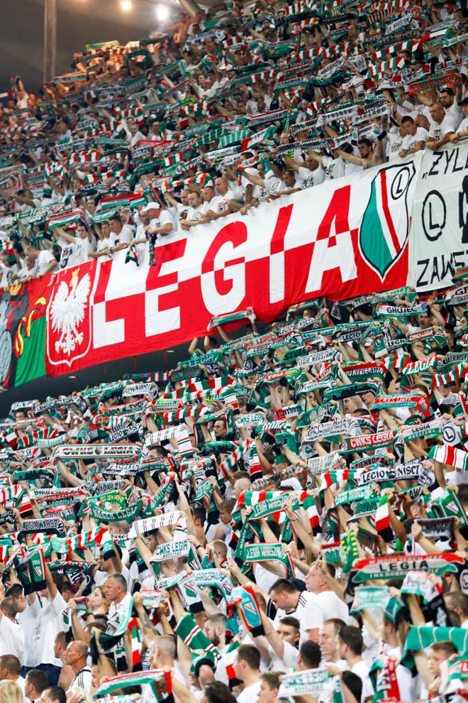 Legia Warszawa 4-1 Celtic Glasgow - fot. Piotr Galas - wiadomosci24.pl (zdjęcie 34 z 81)