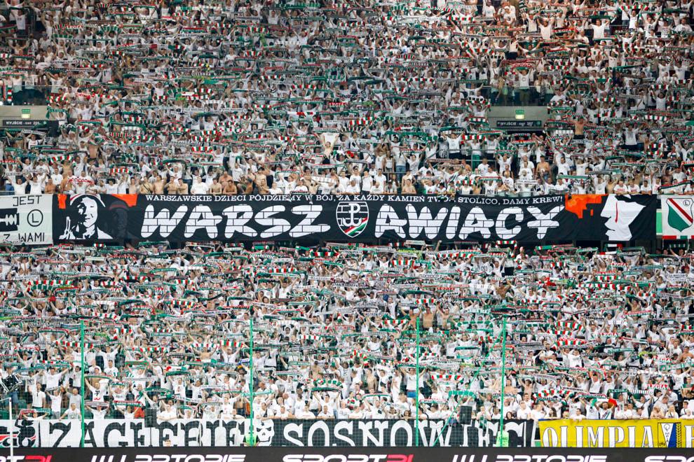 Legia Warszawa 4-1 Celtic Glasgow - fot. Piotr Galas - wiadomosci24.pl (zdjęcie 36 z 81)