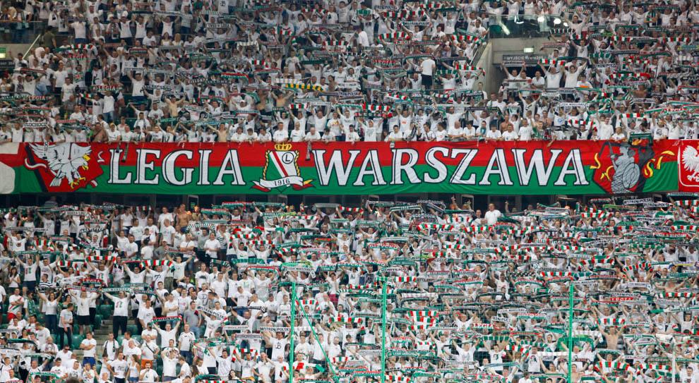 Legia Warszawa 4-1 Celtic Glasgow - fot. Piotr Galas - wiadomosci24.pl (zdjęcie 37 z 81)