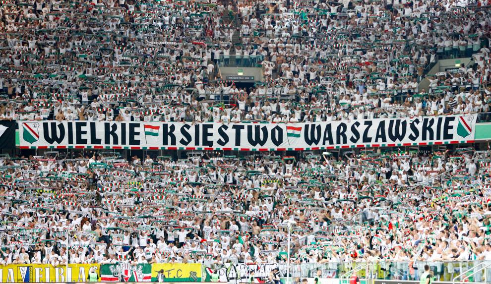 Legia Warszawa 4-1 Celtic Glasgow - fot. Piotr Galas - wiadomosci24.pl (zdjęcie 38 z 81)
