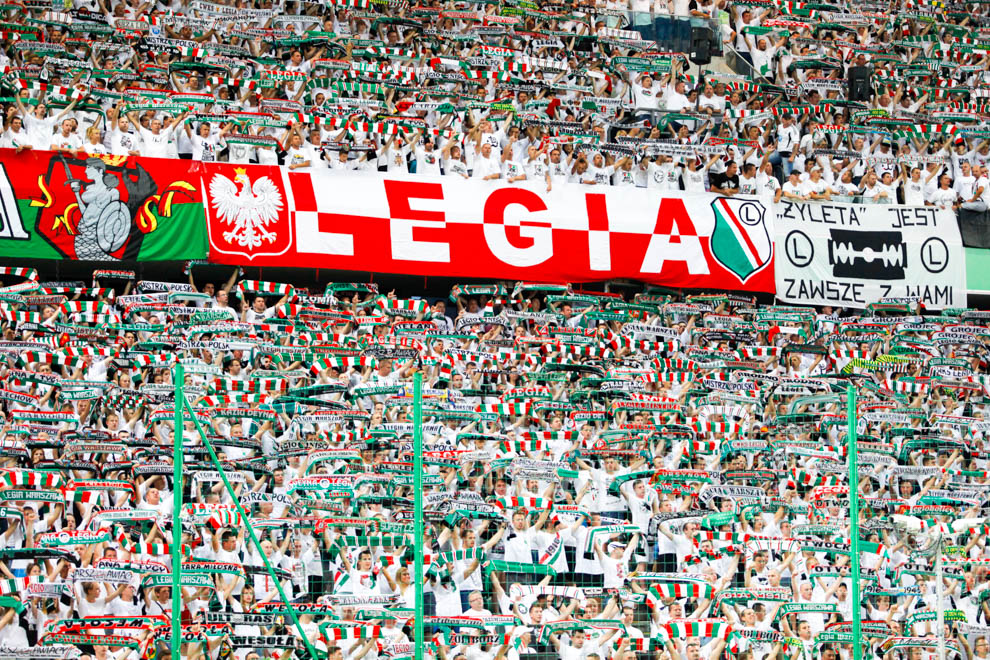 Legia Warszawa 4-1 Celtic Glasgow - fot. Piotr Galas - wiadomosci24.pl (zdjęcie 4 z 81)