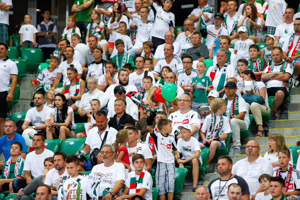 Legia Warszawa 4-1 Celtic Glasgow - fot. Piotr Galas - wiadomosci24.pl (zdjęcie 40 z 81)