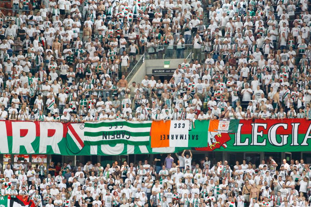 Legia Warszawa 4-1 Celtic Glasgow - fot. Piotr Galas - wiadomosci24.pl (zdjęcie 44 z 81)