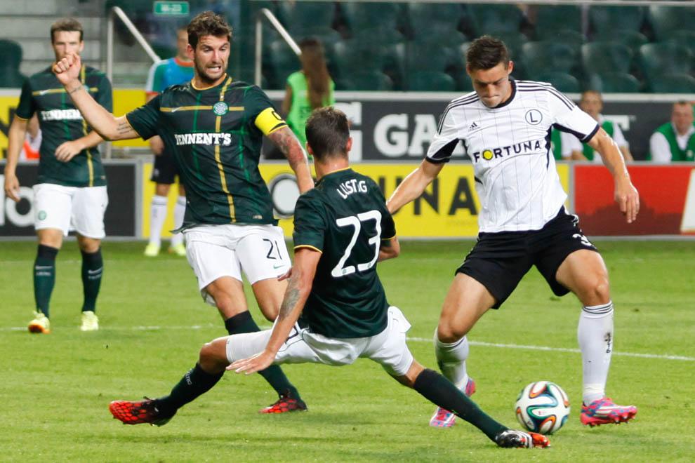 Legia Warszawa 4-1 Celtic Glasgow - fot. Piotr Galas - wiadomosci24.pl (zdjęcie 46 z 81)