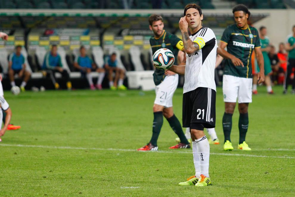 Legia Warszawa 4-1 Celtic Glasgow - fot. Piotr Galas - wiadomosci24.pl (zdjęcie 47 z 81)