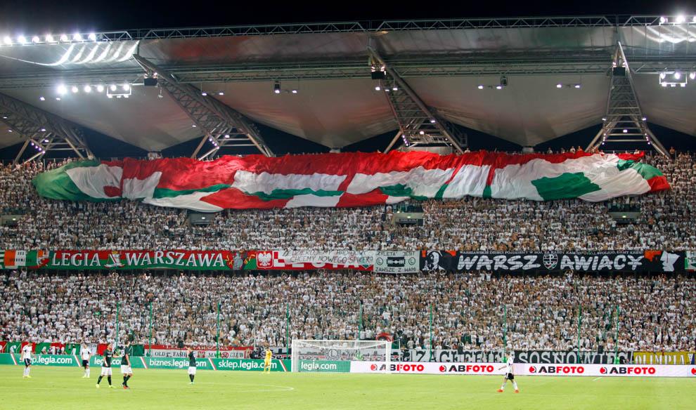 Legia Warszawa 4-1 Celtic Glasgow - fot. Piotr Galas - wiadomosci24.pl (zdjęcie 48 z 81)