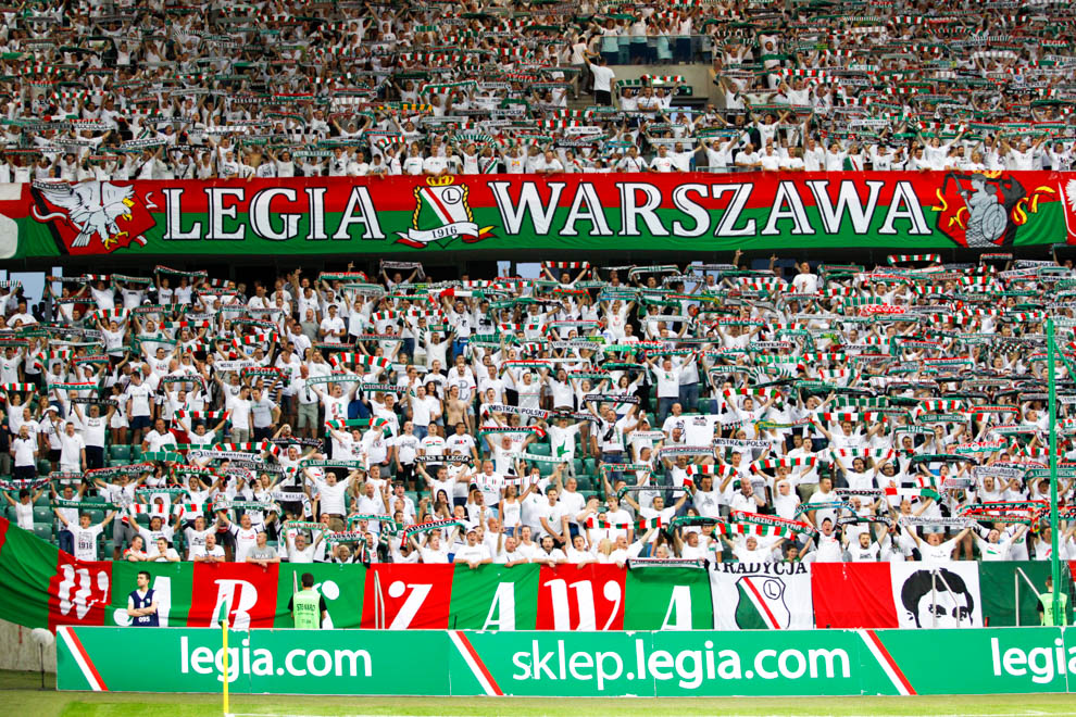 Legia Warszawa 4-1 Celtic Glasgow - fot. Piotr Galas - wiadomosci24.pl (zdjęcie 5 z 81)