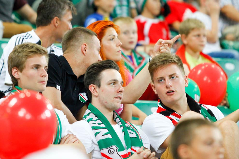 Legia Warszawa 4-1 Celtic Glasgow - fot. Piotr Galas - wiadomosci24.pl (zdjęcie 51 z 81)