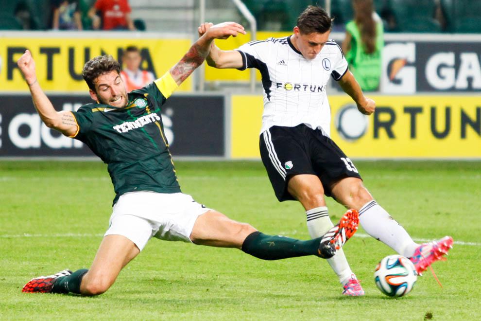 Legia Warszawa 4-1 Celtic Glasgow - fot. Piotr Galas - wiadomosci24.pl (zdjęcie 53 z 81)