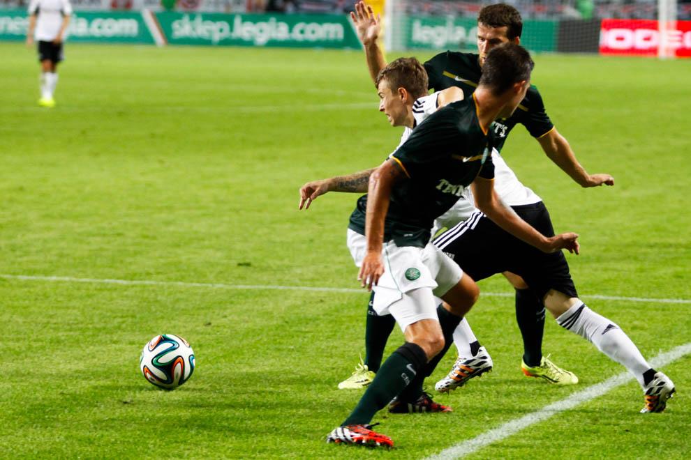 Legia Warszawa 4-1 Celtic Glasgow - fot. Piotr Galas - wiadomosci24.pl (zdjęcie 54 z 81)