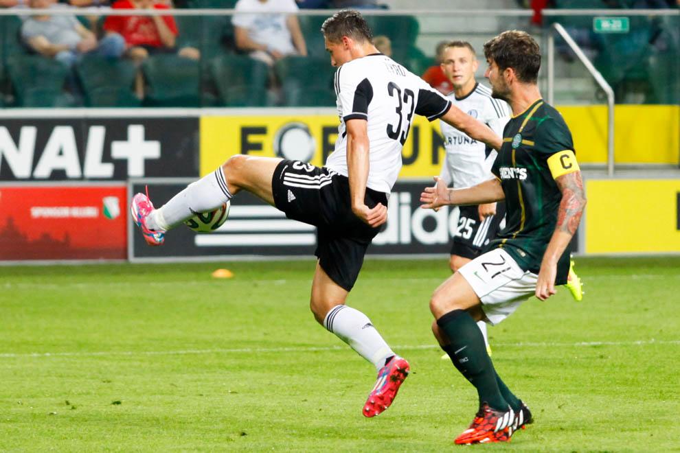 Legia Warszawa 4-1 Celtic Glasgow - fot. Piotr Galas - wiadomosci24.pl (zdjęcie 55 z 81)