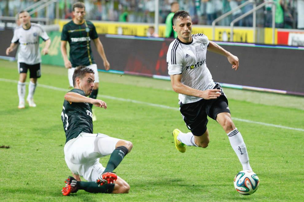 Legia Warszawa 4-1 Celtic Glasgow - fot. Piotr Galas - wiadomosci24.pl (zdjęcie 56 z 81)
