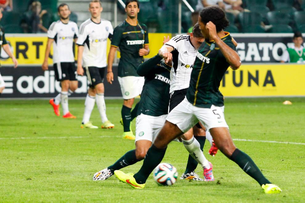 Legia Warszawa 4-1 Celtic Glasgow - fot. Piotr Galas - wiadomosci24.pl (zdjęcie 57 z 81)