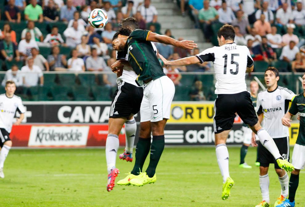 Legia Warszawa 4-1 Celtic Glasgow - fot. Piotr Galas - wiadomosci24.pl (zdjęcie 59 z 81)