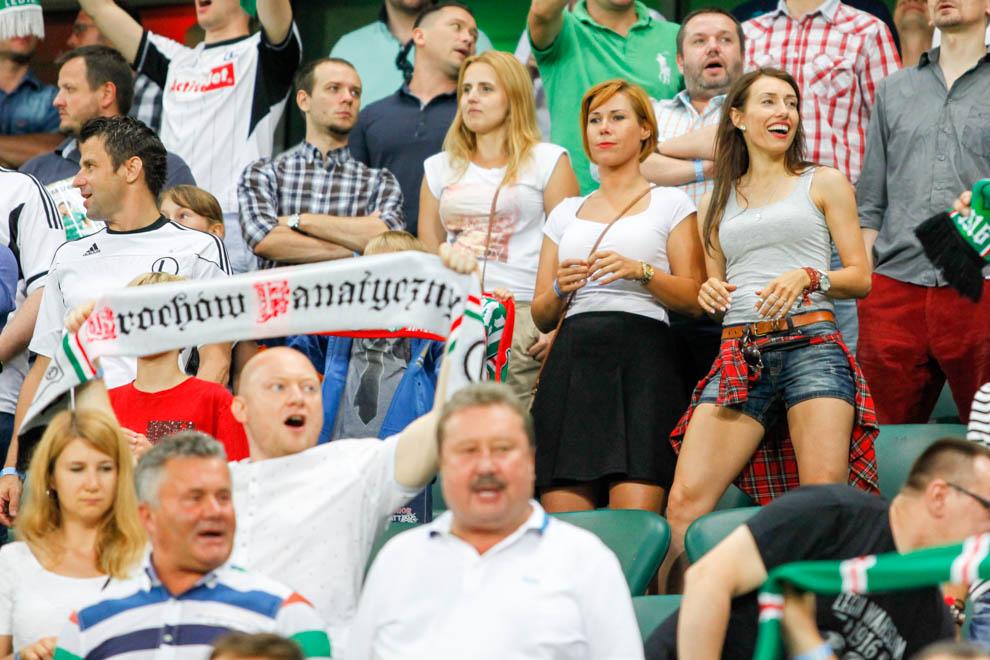 Legia Warszawa 4-1 Celtic Glasgow - fot. Piotr Galas - wiadomosci24.pl (zdjęcie 6 z 81)